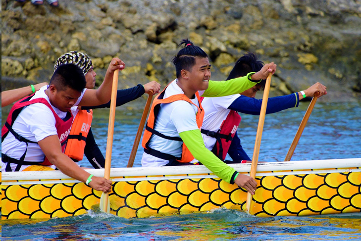 SAULOG Dragon Boat Competition finishes off with a splash